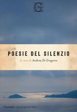 copertina Poesie del silenzio
