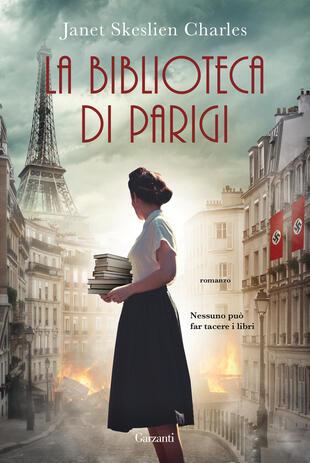 copertina La biblioteca di Parigi