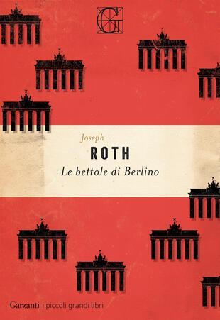 copertina Le bettole di Berlino