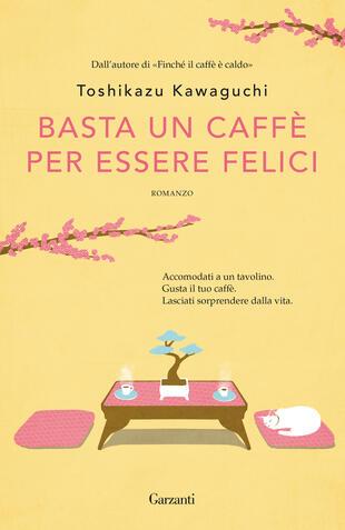 copertina Basta un caffè per essere felici