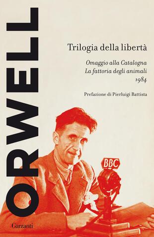copertina Trilogia della libertà
