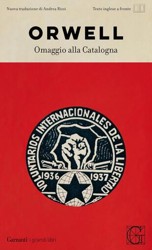 copertina Omaggio alla Catalogna