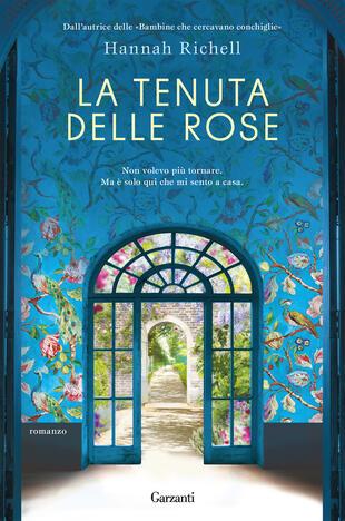 copertina La tenuta delle rose