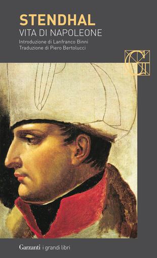 copertina Vita di Napoleone