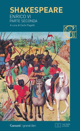 copertina Enrico VI. Parte seconda