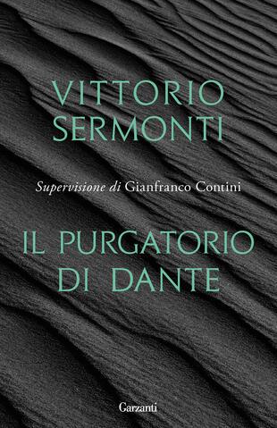 copertina Il Purgatorio di Dante
