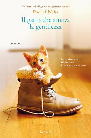 copertina Il gatto che amava la gentilezza