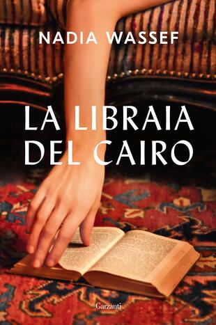 copertina La libraia del Cairo