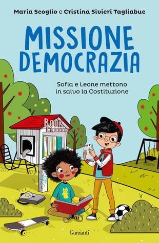 copertina Missione democrazia