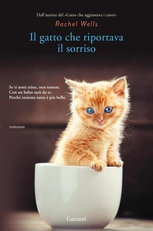 copertina Il gatto che riportava il sorriso