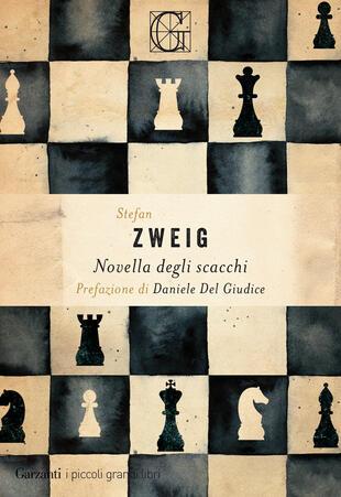 copertina Novella degli scacchi