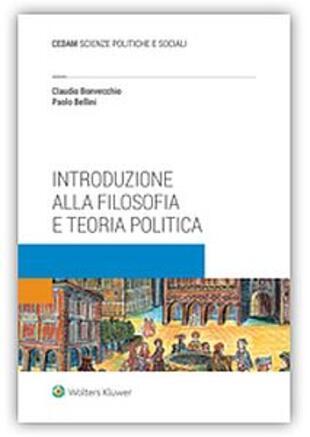copertina Manuale filosofia politica