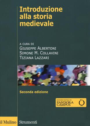 copertina Introduzione alla storia medievale. Ediz. ampliata