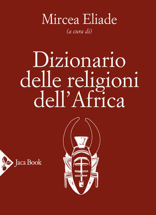 copertina Dizionario delle religioni dell'Africa