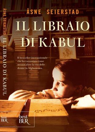 copertina Il libraio di Kabul