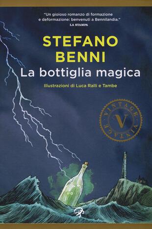 copertina La bottiglia magica