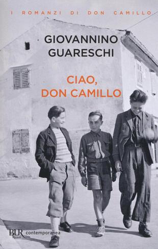 copertina Ciao, don Camillo