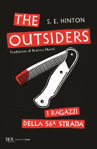copertina The Outsiders. I ragazzi della 56ª strada