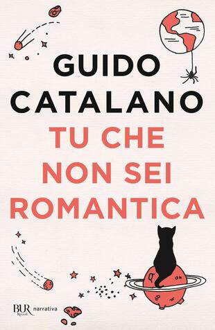 copertina Tu che non sei romantica