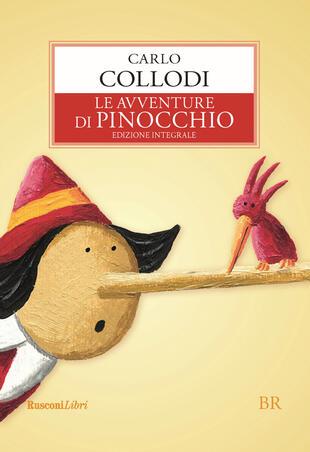 copertina Le avventure di Pinocchio. Ediz. integrale