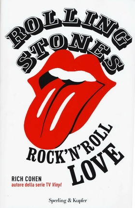 Rolling Stones. Rock'n roll love