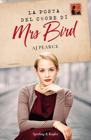 copertina La posta del cuore di Mrs Bird
