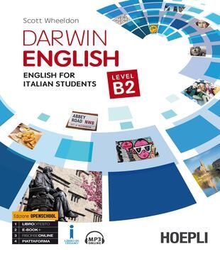 copertina Darwin english. English for italian students. Level B2