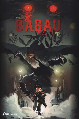 copertina Babau