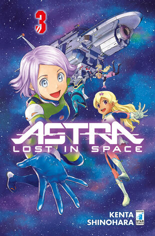 copertina Astra. Lost in space. Vol. 3