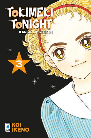 copertina Ransie la strega. Tokimeki tonight. Vol. 3