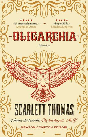 copertina Oligarchia