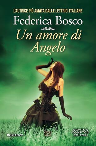 copertina Un amore di angelo
