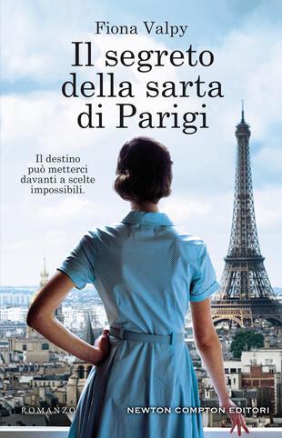 copertina Il segreto della sarta di Parigi