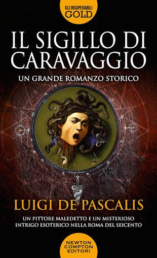 copertina Il sigillo di Caravaggio