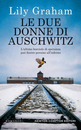 copertina Le due donne di Auschwitz