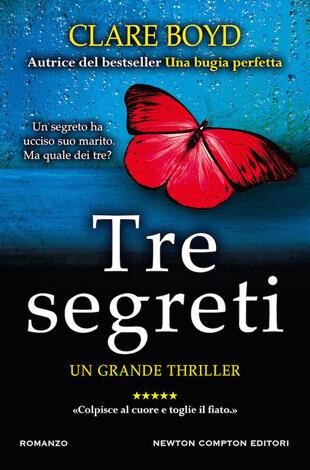 copertina Tre segreti