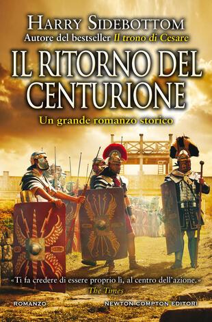 copertina Il ritorno del centurione