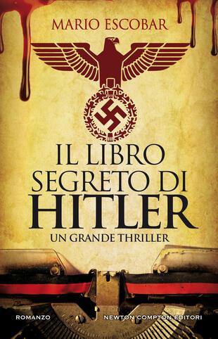 copertina Il libro segreto di Hitler
