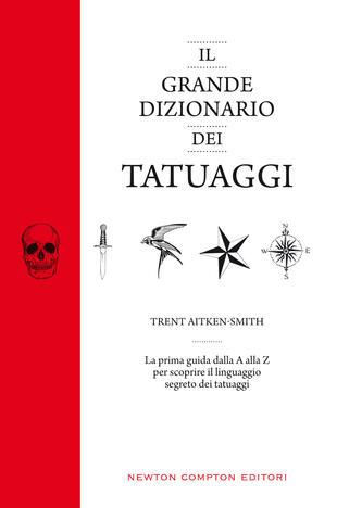 copertina Il grande dizionario dei tatuaggi