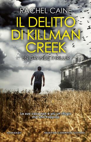 copertina Il delitto di Killman Creek