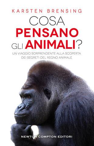 copertina Cosa pensano gli animali?