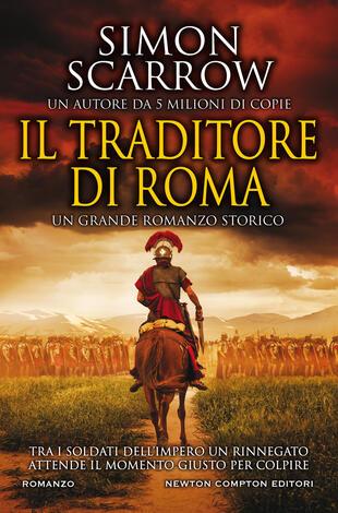 copertina Il traditore di Roma