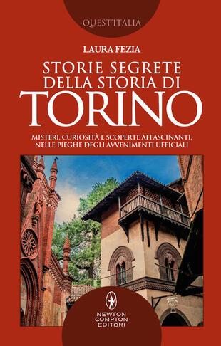 copertina Storie segrete della storia di Torino