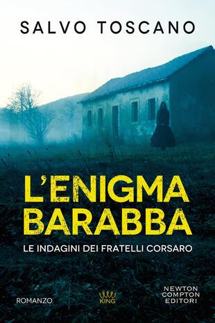 copertina L'enigma Barabba