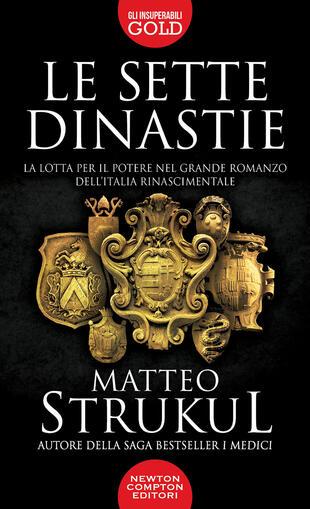 copertina Le sette dinastie