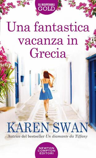 copertina Una fantastica vacanza in Grecia