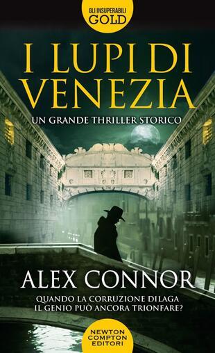 copertina I Lupi di Venezia