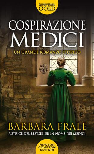 copertina Cospirazione Medici