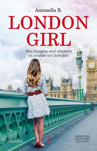 copertina London Girl