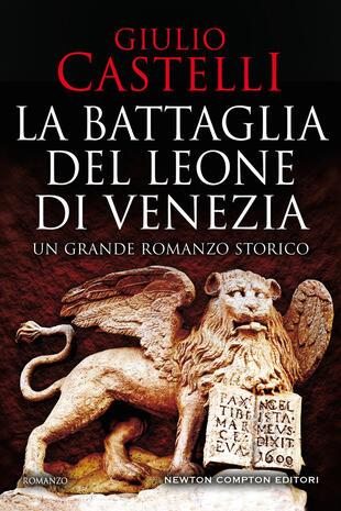 copertina La battaglia del Leone di Venezia